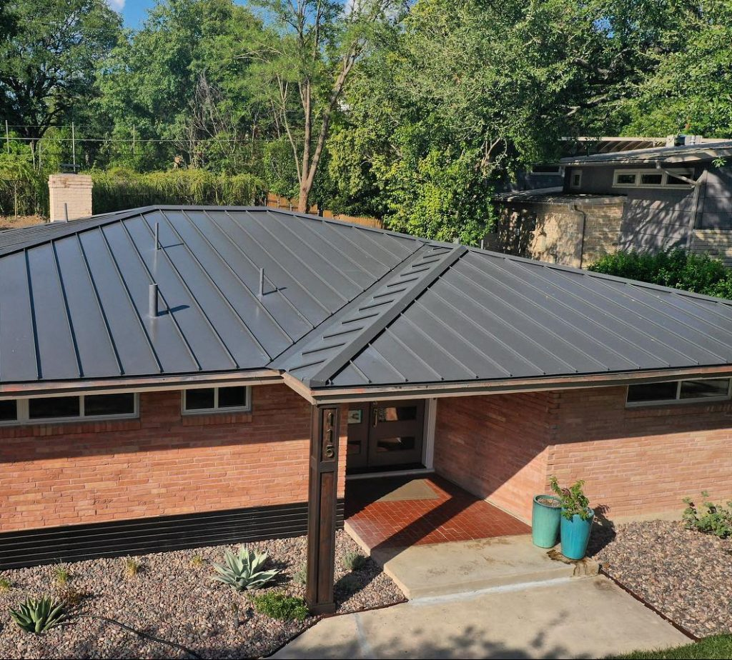 Common Causes of Metal Roof Leaks