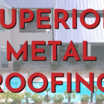The Most Superior Metal Roofing! 👍